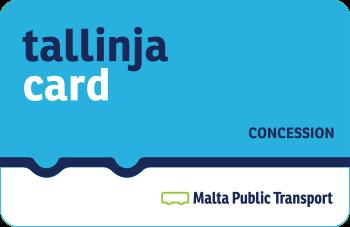 Register for tallinja Card - Malta Public Transport