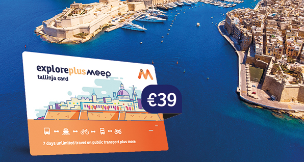 ExplorePlus Meep Card