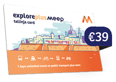 Explore Plus Card