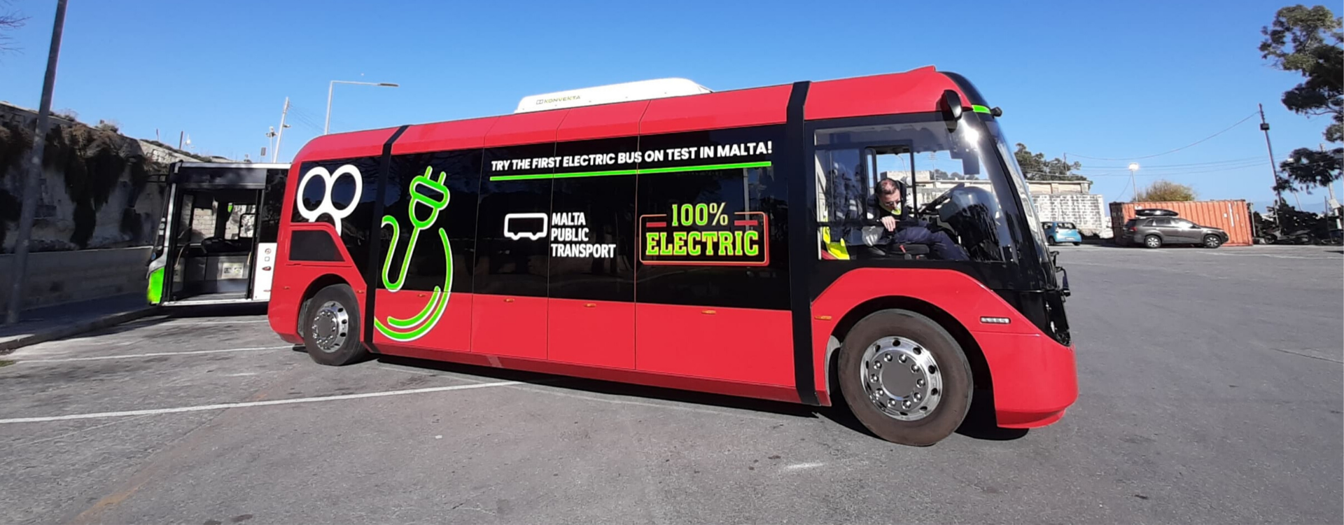 Electric Bus Special Route