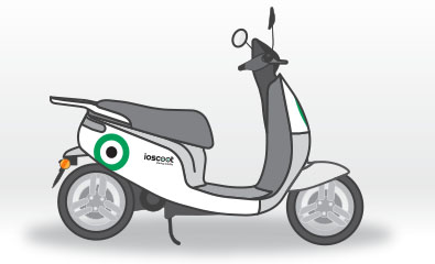 Ioscoot Icon