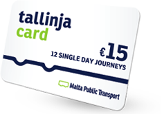 12 Day Journey Card