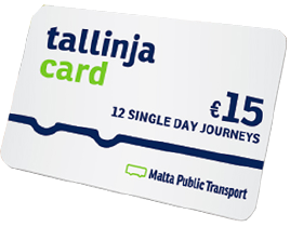 12 Single Day Journeys Card